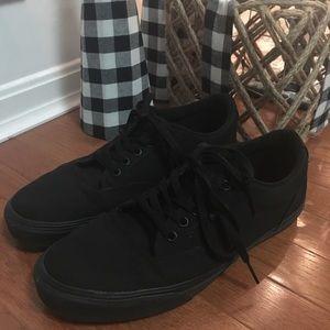 Vans Men's 10.5 Black shoes